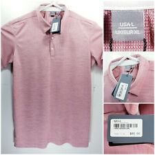 NWT Ping Golf SensaCool Mens Large Golf Shirt Polo Red