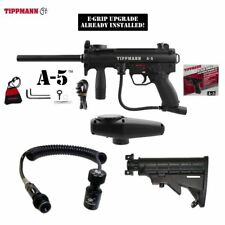 Tippmann A-5 Selector Switch E-Grip Paintball Button Remote Coil Stock Package