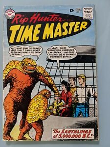 RIP HUNTER... TIME MASTER #15;  Nice Looking Copy  Very Good+  4.5