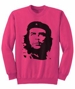 Mens Womens Che Guevara Revolution Anarchy Sweater jumper Sweatshirt NEW S-XXL