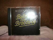 """BULLETS OVER BROADWAY"" SOUNDTRACK/SONY CD 1994 AUSTRIA/SK 66822"