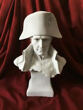 Napoleon Bonaparte Bust Sculpture - Antique French Statue - Made in Europe