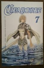 Manga - CLAYMORE 7 - Norihiro Yagi - STAR COMICS - NUOVO - D3