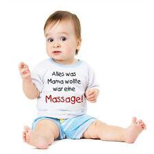 Markenlose Baby-T-Shirts & -Polos für Jungen mit Zeichentrick/Spaßmotiv