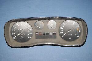 BMW E3 6 Zylinder Tacho Kombiinstrument Schaltgetriebe 220 km/h Drehzahlmesser