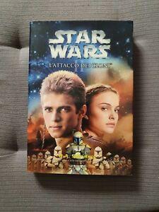 Star Wars L'Attacco dei Cloni R. A. Salvatore 1ed 2005 Sperling!!!