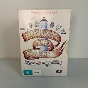 Round the Twist DVD Box Set Complete Series ABC Childrens Paul Jennings 1990s
