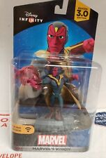 DISNEY INFINITY 3.0 Marvel's Vision Character Figure Avengers Sealed Ship In Box