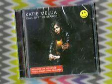 "Katie Melua: New Sealed ""Call off the Search"" FREEPOST CD+Closest Thing to Crazy"