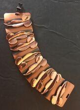 RARE Renoir Copper Vintage 1940's? Bracelet