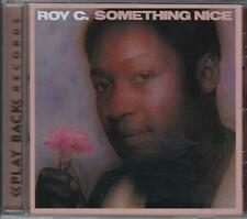 ROY C. Something Nice  New Factory Sealed Southern Soul / Soul & Blues CD