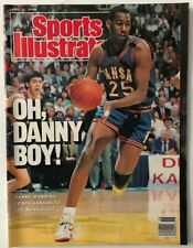 DANNY MANNING April 11, 1988 Sports Illustrated Magazine - NO LABEL