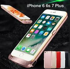 Portable Extera Back Power Bank Pack Battery Charger Case For iPhone 6 6S 7 Plus