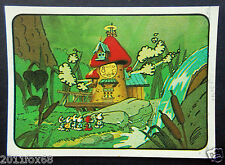 figurines cromos cards picture cards figurine i puffi 140 panini 1982 the smurfs