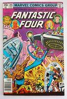 MARVEL | FANTASTIC FOUR | NR 205 (1979) | 1ST FULL NOVA CORPS APP. | Z 1 VF