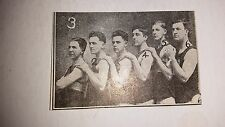 Mooresville Indiana Club 1912-1913  Basketball Team Picture