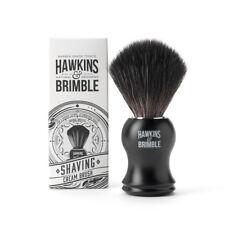 Hawkins & Brimble Shaving Synthetic Brush - Traditional Shave Lather Brush