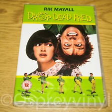 Drop Dead Fred Rik Mayall Phoebe Cates PAL 2,4,5 Factory Sealed