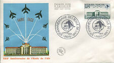 FRANCE FDC - 557A 1463 1 30 ANS ECOLE DE L'AIR - PARIS 6 7 Novembre 1965