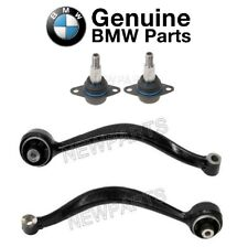 Front Forward Control Arms & Ball Joints & Bushings OES For BMW F25 X3 F26 X4