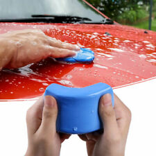 Arcilla Limpiadora para Coches Azul Barra Mágica Limpiador Carrocería 100g