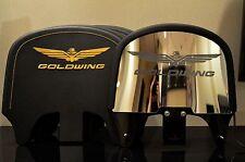 rear air foil Honda Goldwing 1800 GL1800 Rear deflector  Wind deflector chrome
