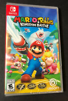 Mario + Rabbids Kingdom Battle (Nintendo Switch) NEW