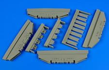 Aerobonus 1/32 BRU-32 Bomb Racks for Grumman F-14 Bombcat for Trumpeter # 320069