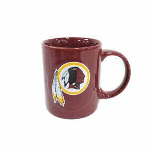 Boelter Brands NFL Washington Redskins 11oz Sculpted Ceramic Coffee Mug