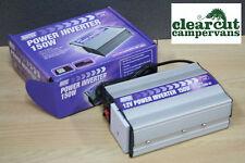 Campervan/Motorhome 150 Watt Inverter, 12v-240v 150 Watt Power Inverter