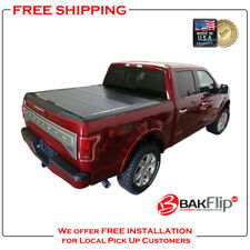 "BAK BAKFlip G2 Folding Tonneau Cover for 15-19 Ford F-150 5'6"" Bed Cover 226327"