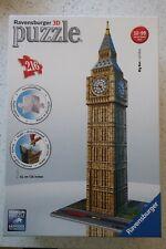 Ravensburger 3D Puzzle of Big Ben - 216 pieces