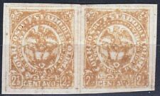 COLOMBIA - TOLIMA - Sc 46 IMPERF PAIR MH - LOOK! - SEE NOTE