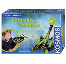 KOSMOS 628185 - Experimentierkasten - Katapult und Armbrust