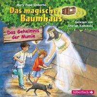 DAS MAGISCHE BAUMHAUS-DAS GEHEIMNIS DER MUMIE BD - POPE OSBORNE,MARY   CD NEW