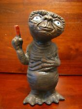 E T Extra Terrestrial Ceramic figurine. Vintage. 9 inches tall. Collectors item.