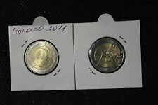 2 EURO EMESSO DAL PRINCIPATO DI MONACO 2011
