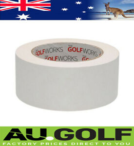 """Double sided golf grip Tape 18 yrds (16.5 Mts) x 2"""" (48 mm)"""
