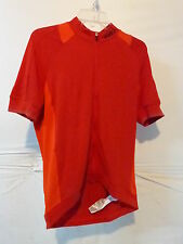 Louis Garneau Lemmon 2 Jersey Men's Medium Barbados Cherry Retail $59.99