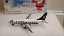 JC Wings Ryanair B 737-204 1:200 JC2RYR522  1990s Santa Claus  Colors EI-CJD