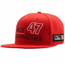 Mick Schumacher Capuchon 47 Rouge