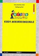 kiddy-akkordeonschule Band 1  HOHNER