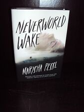 Neverworld Wake by Marisha Pessl 2018 Hardcover First Edition 1st/1st SIGNED