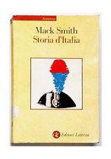 Denis Mack Smith - STORIA D'ITALIA dal 1861 al 1997 - Ed. Economica Laterza