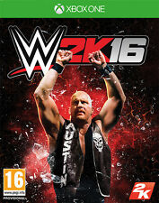 WWE 2K16 (Wrestling 2016) XBOX ONE IT IMPORT TAKE TWO INTERACTIVE