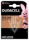 Duracell Uhrenbatterie 377 SR66 SR626SW SG4 LR66, 1er Pack