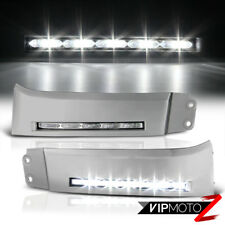 2007-2013 Toyota Tundra | 08-13 Sequoia LED SMD DRL Bumper Fog Lights Lamps PAIR
