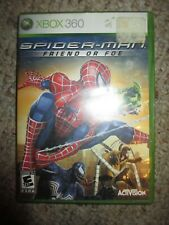 Spider-Man: Friend or Foe (Microsoft Xbox 360, 2007) w/ Case
