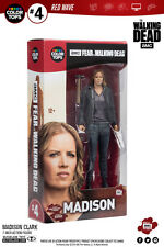 Madison Clark Fear the Walking Dead Color Tops #4 Red Wave 18 cm Figur McFarlane