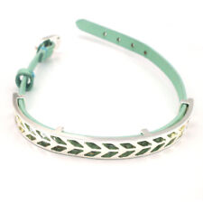 Stella & Dot  Believe Leather Bracelet